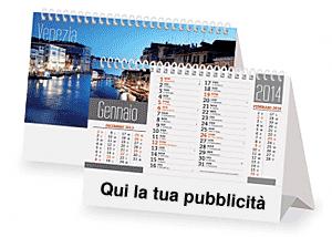 Stampa calendari da tavolo - Calendari da tavolo personalizzati ...